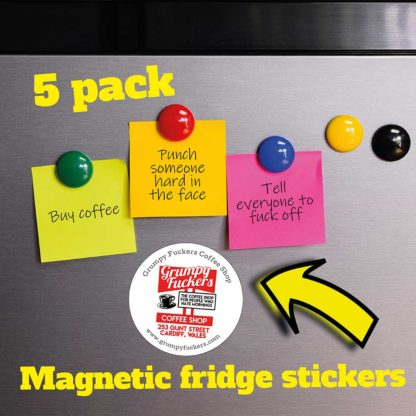 Magnetic-fridge-sticker-5-pack